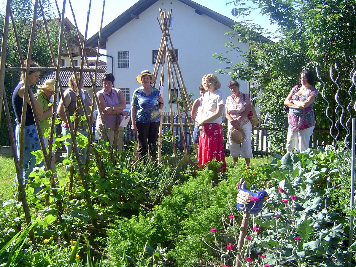 Die Gartenbäuerin - Adelheid Buchner