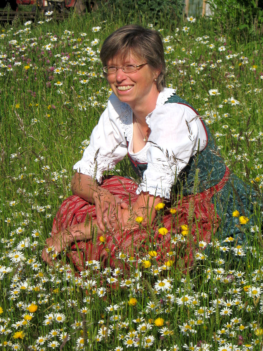 Sternkopf Marianne - Kräuterpädagogin