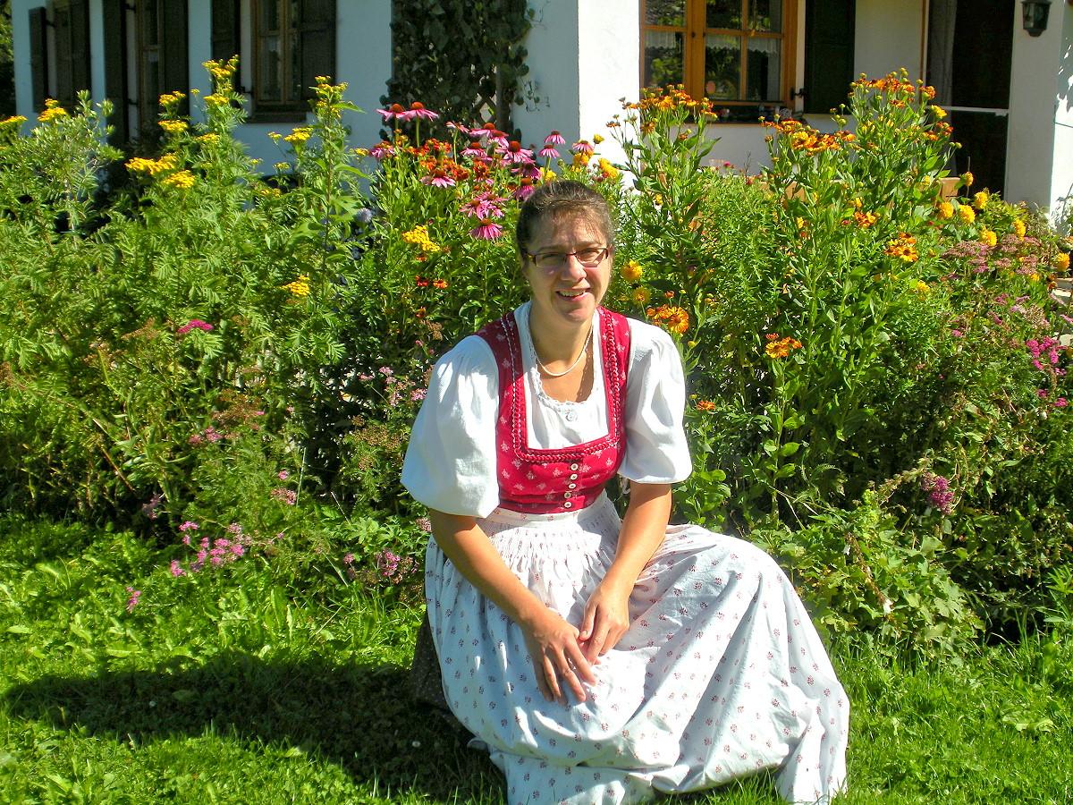Die Gartenbäuerin - Michaela Wörmann