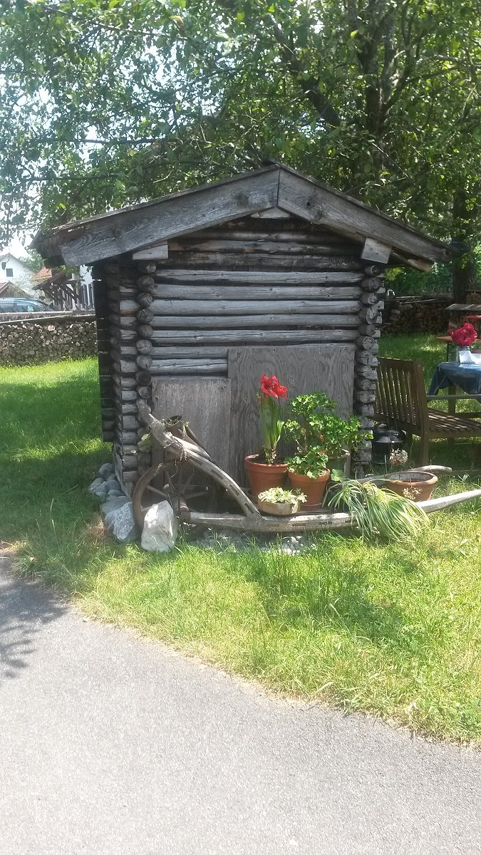Gartenbäuerinnen Maria Mair