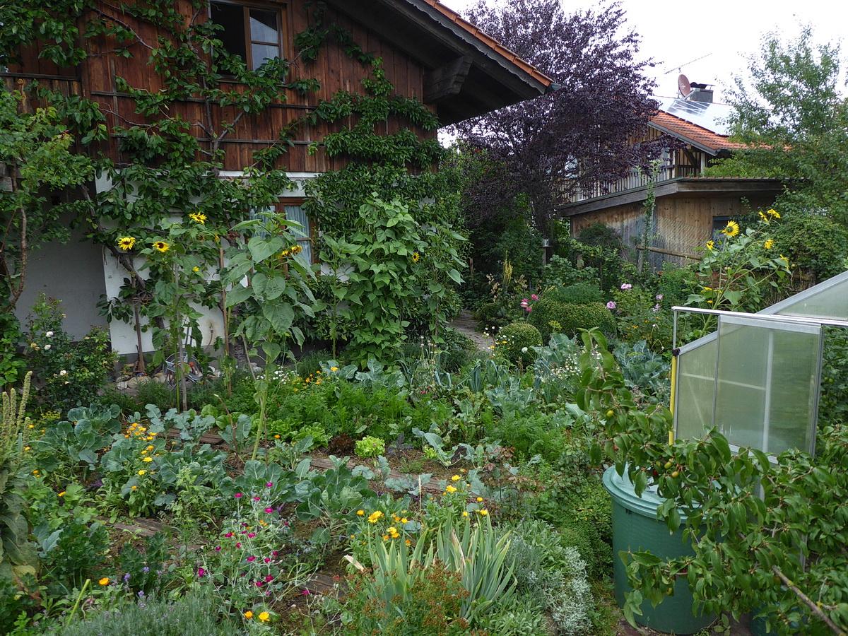 Gartenbäuerinnen Elisabeth Schuster