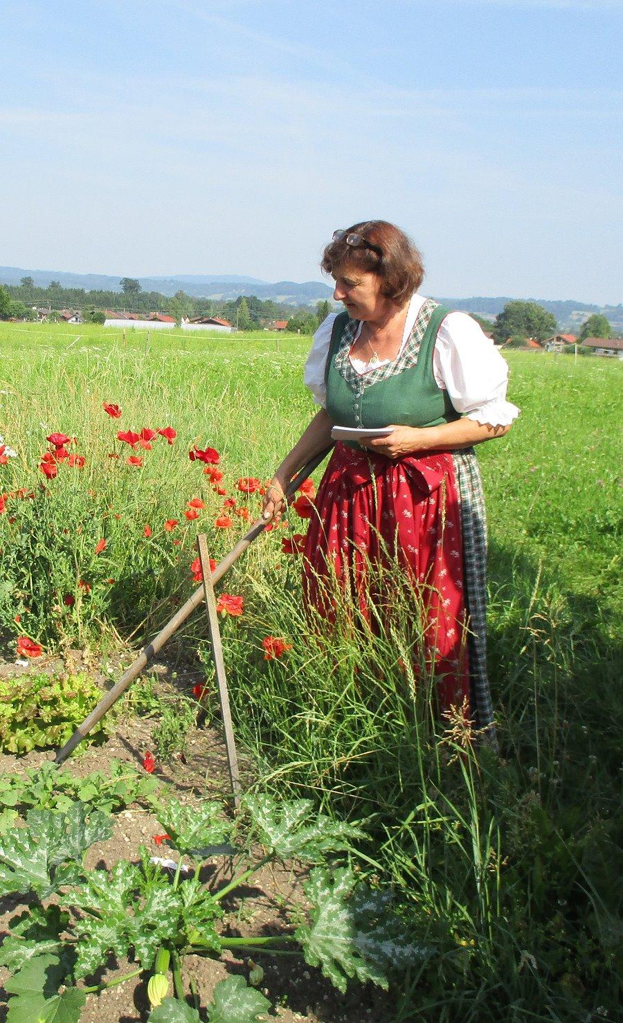 Gartenbäuerinnen Kathi Benedikt