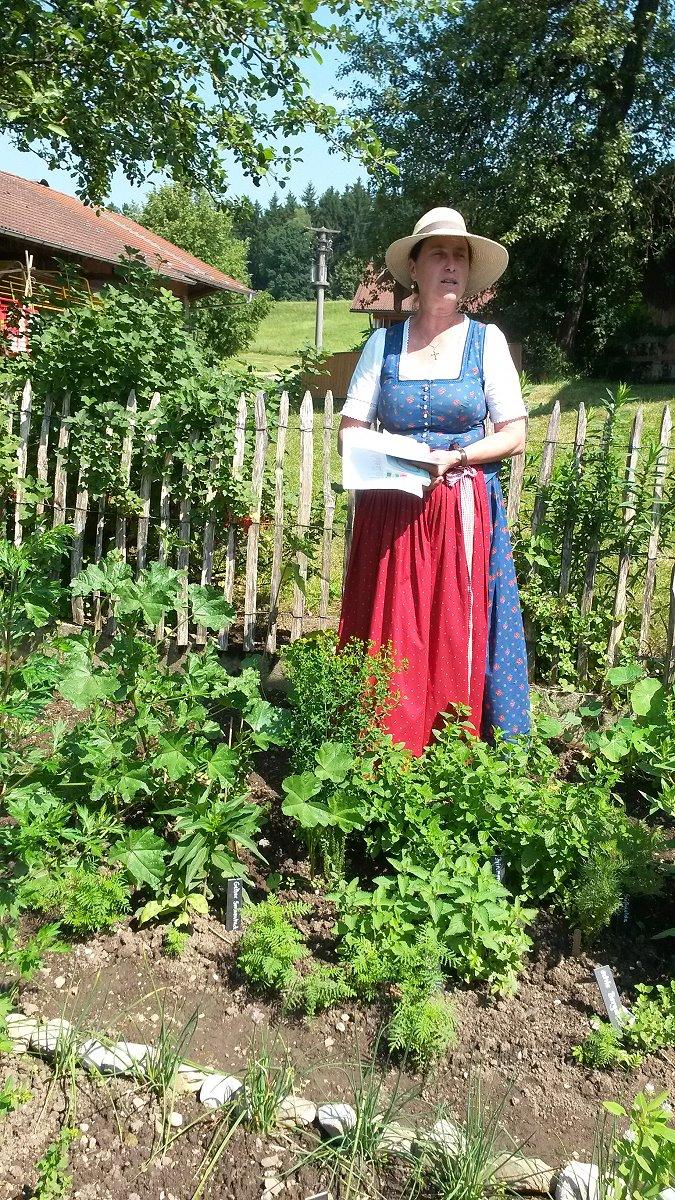 Gartenbäuerinnen Maria Lidl