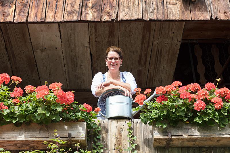 Die Gartenbäuerin - Christine Singer