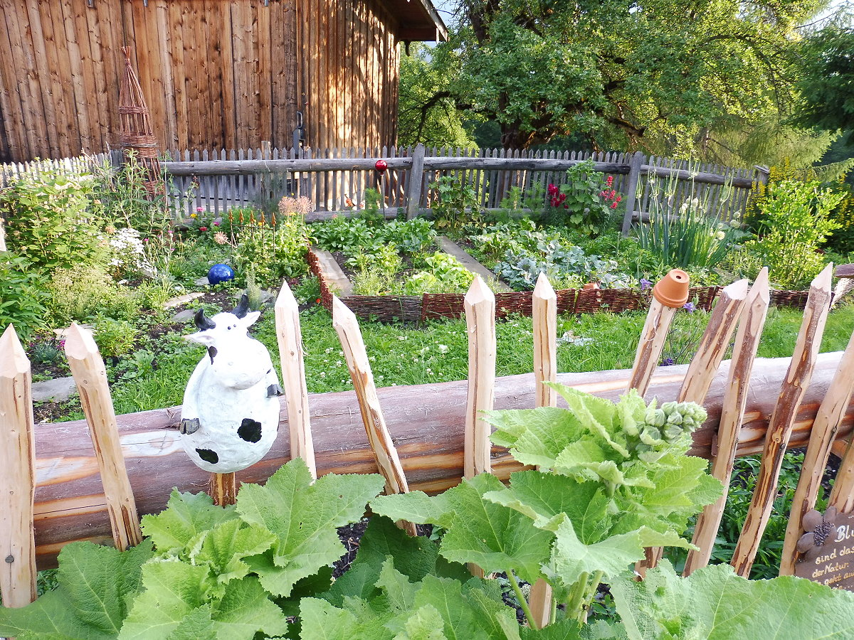 Gartenbäuerinnen Claudia Maurer