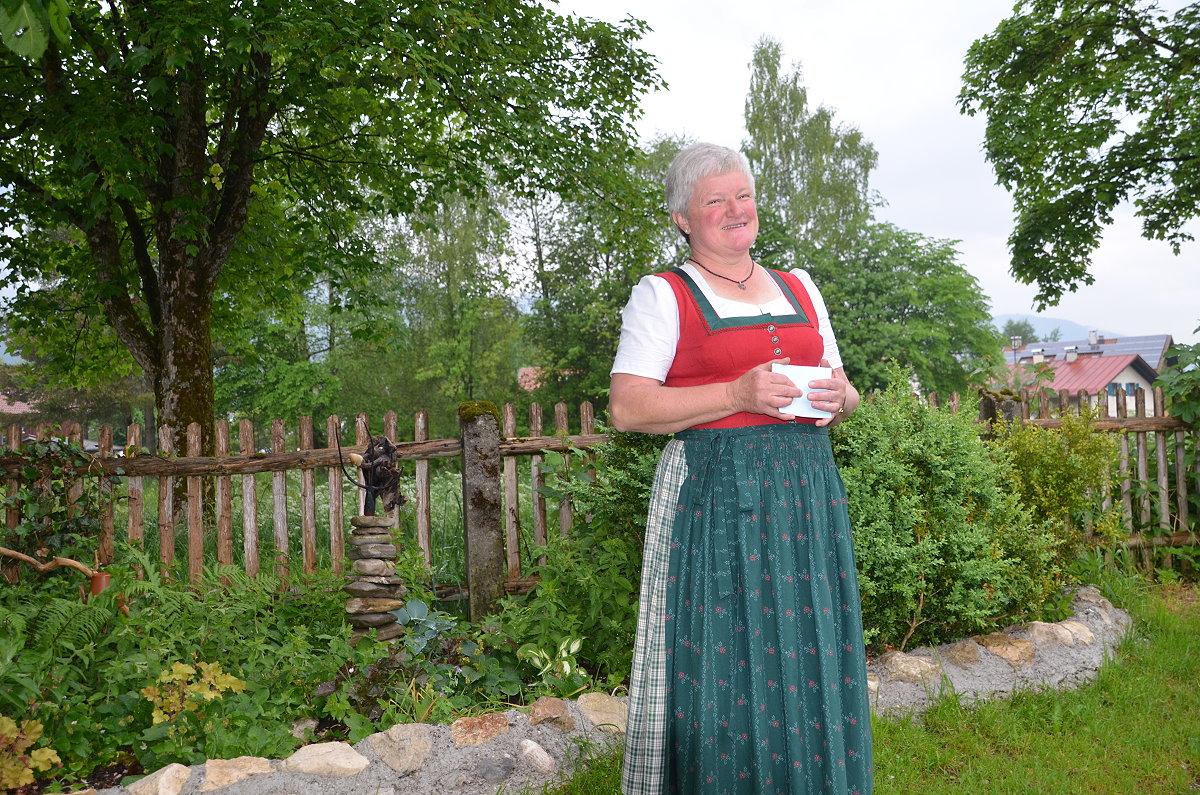 Gartenbäuerinnen Vroni Manold